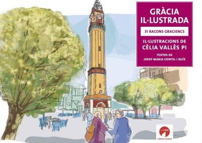 GRÀCIA IL·LUSTRADA. 31 RACONS  GRACIENCS