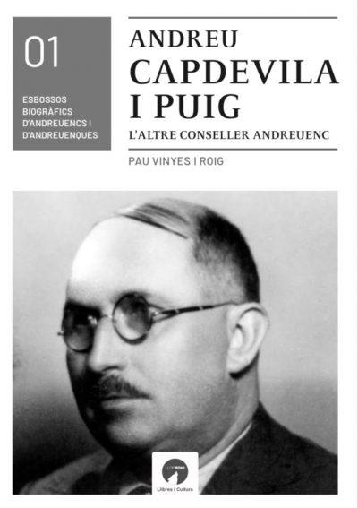 ANDREU CAPDEVILA I PUIG, L'ALTRE CONSELLER