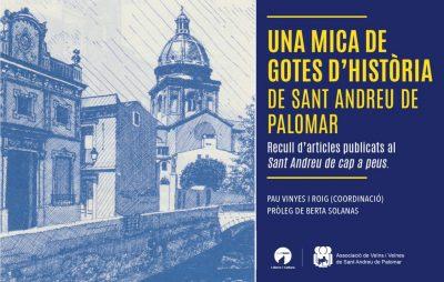 UNA MICA DE GOTES D'HISTÒRIA DE SANT ANDREU DE PALOMAR